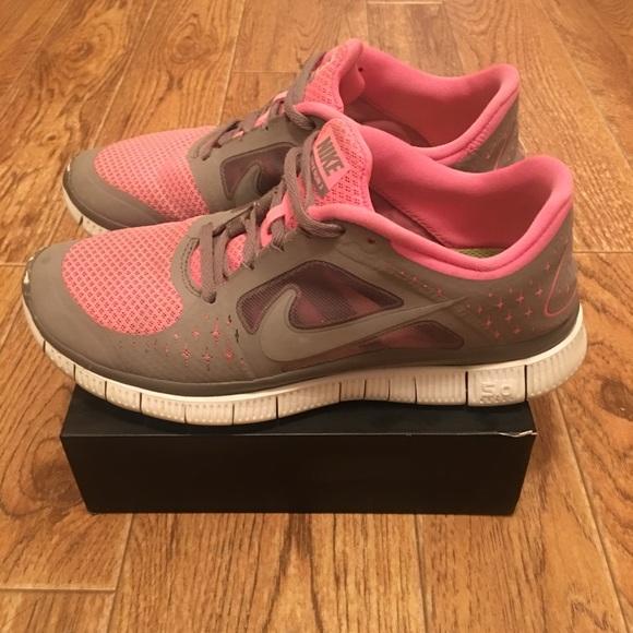 Nike Shoes - NIKE Free Run 3 Women's Running Shoes (used) Sz.8